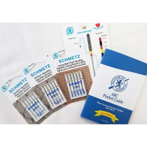 Schmetz Sewing with Knits Needle Bundle