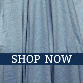 Click here to buy Organic Soy Knit in Stone Blue