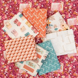 Booking Quilting Cotton Collection