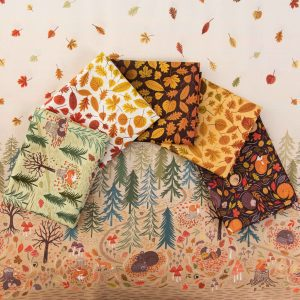 A Winter's Nap Quilting Cotton Collection