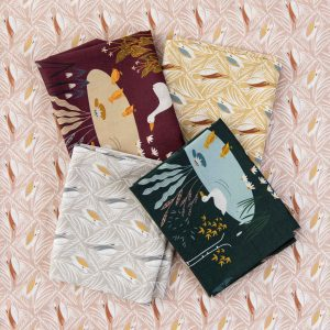 Pond Life Quilting Cotton Collection