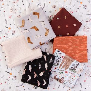 Wild West Quilting Cotton Collection