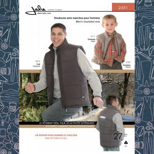 2451 Men's Insulated Vest