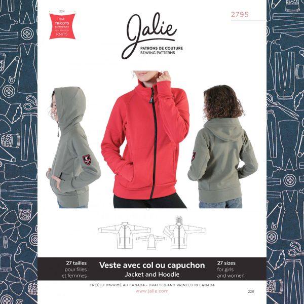 2795 Women's Jacket/Hoodie