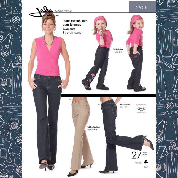 2908 Women's Jeans