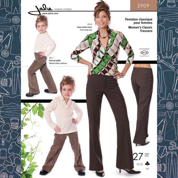 2909 Women's Trousers