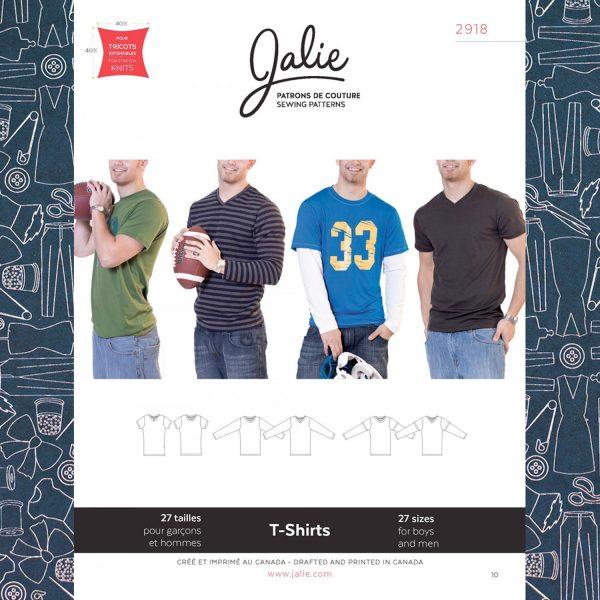 2918 Men's T-Shirts
