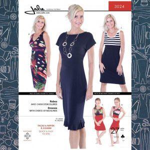 3024 Knit Dresses