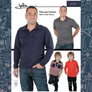 3137 Men's Polo Shirts