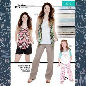 3243 Pull-On Pants and Shorts