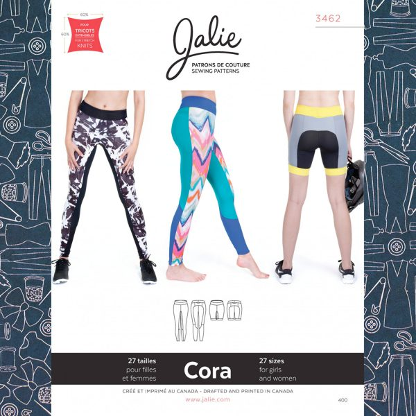 3462 Cora Running Tights