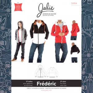 3884 Frederic Hoodie
