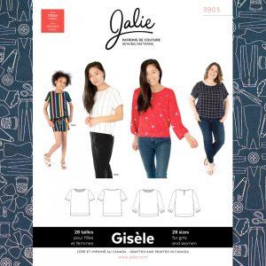3905 Gisele Blouse