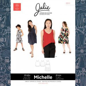 3911 Michelle Tank and Dress