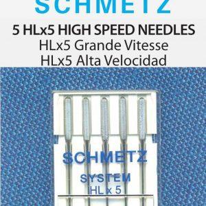 Schmetz High Speed Needles 75/11