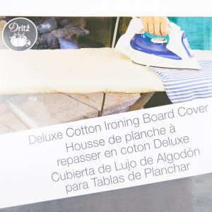 Deluxe Cotton Ironing Board Cover