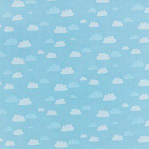 Summer Clouds QC in Sky Blue
