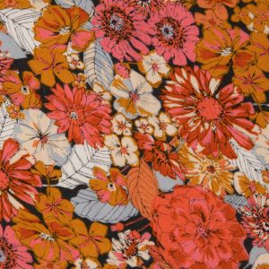 Art Gallery Fleuron Haven Flannel in Floral