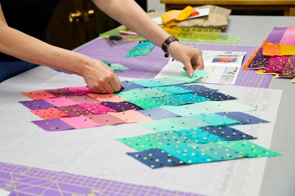 Now that I love quilting again, I have 7 tips for quilt piecing!