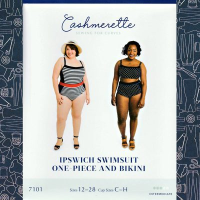Cashmerette Ipswich Swimsuit Pattern