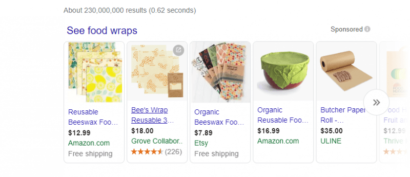 There are literally millions cashing in on the Reusable Food Wrap craze.