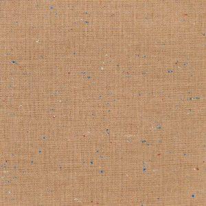 Essex Speckle YD Linen in Mocha