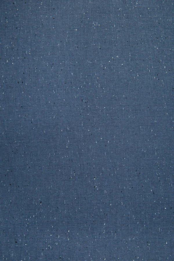 Essex Speckle YD Linen in Dolphin