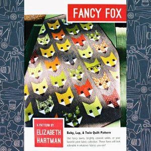 Fancy Fox Quilt Pattern