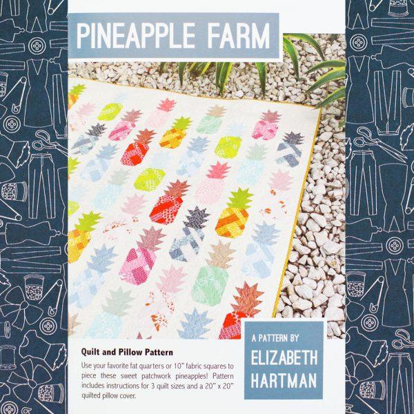 Pineapple Farm Quilt Pattern