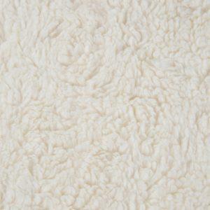 Cream Cotton Sherpa
