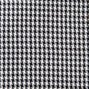 Heavy-Weight Woven in Black and White