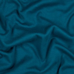 Interlock Knit in Teal