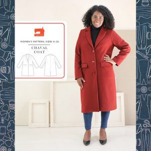 Chaval Coat Pattern