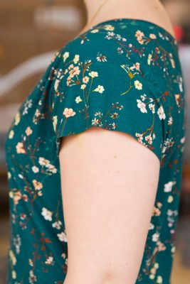 Chai Tee Sleeve Closeup