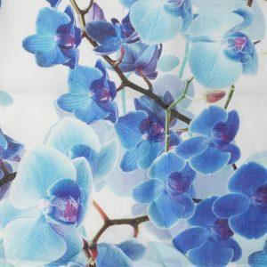 Lino Italian Linen in Blue Orchid
