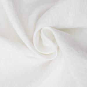 Lino Nevada Tumbled Linen in Ivory
