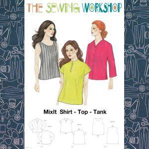 MixIt Shirt Top & Tank