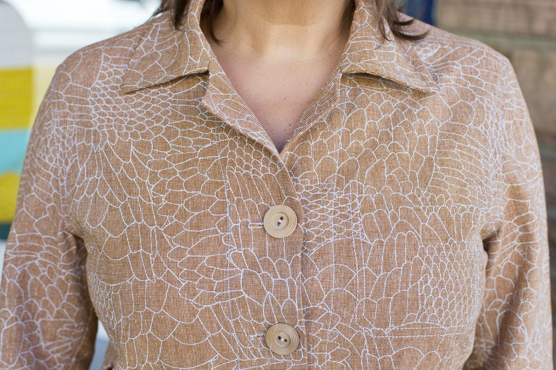 Merchant & Mills Ottoline Jacket