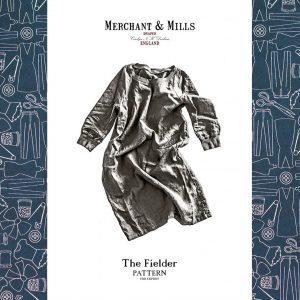 Merchant Mills Fielder Dress Pattern