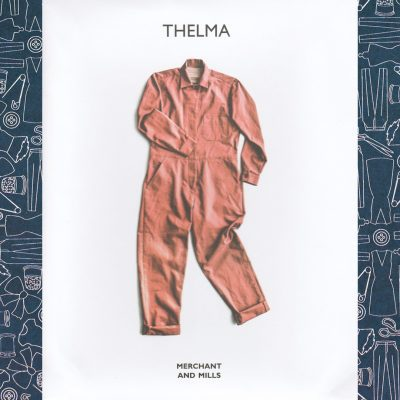 Merchant and Mills Thelma Boilersuit Pattern