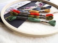 JD Maker Cross Stitch Kit