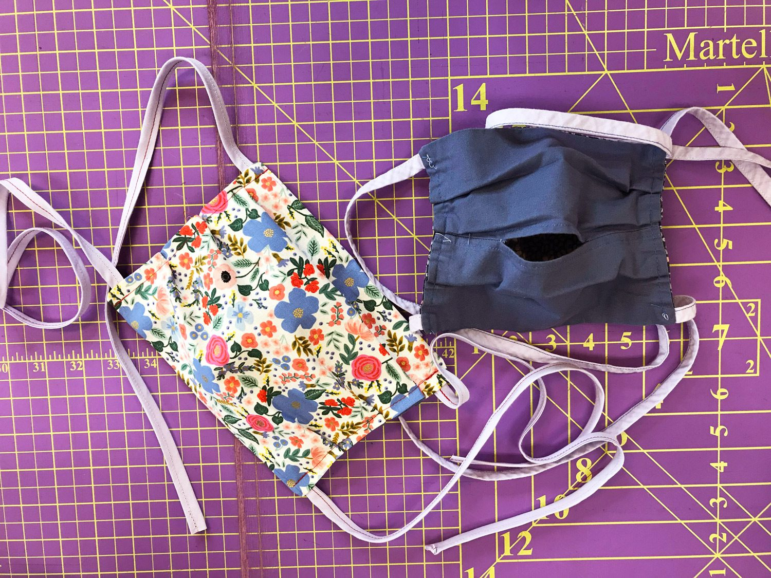 How to Sew a Face Mask for Personal Use