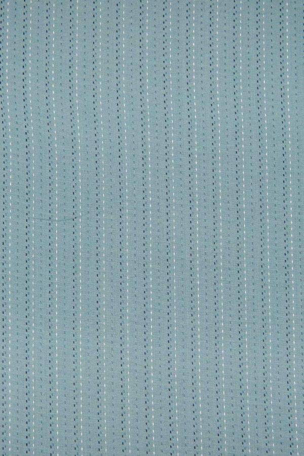 Nikko Earth Straight-Stitch Cotton in Green