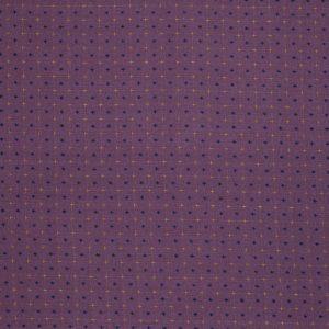 Geo Cross-Stitch Cotton in Purple
