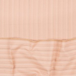 Cotton Straight-Stitch in Beige