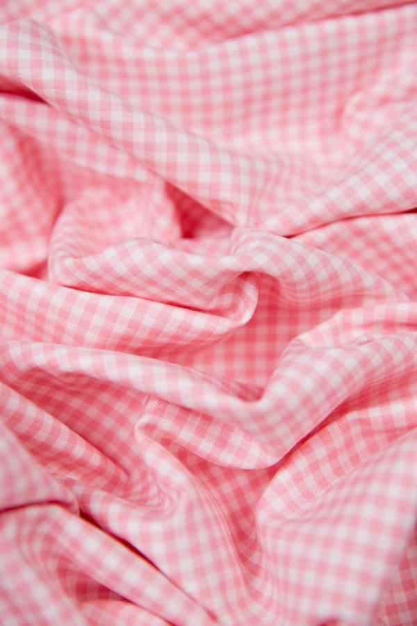 Robert Kaufman Carolina Gingham in Pink