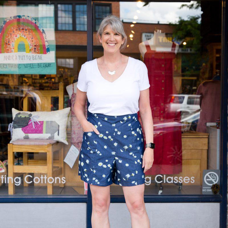 Closet Core Pietra Shorts