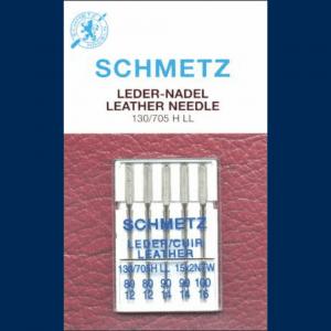 Schmetz Leather Needles in Assorted Sizes