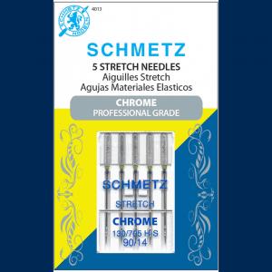 Schmetz Chrome Stretch Needle 90/14