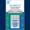 Chrome Quilting Schmetz Needle 5 ct, Size 90/14